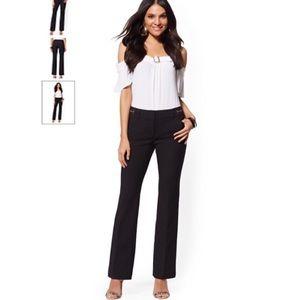New York & Co. black stretch work/dress pants